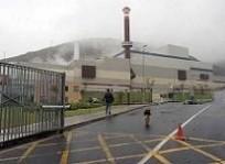 La incineradoea de Zabalgarbi, en el País Vasco. 2009. Wikipedia.org.
