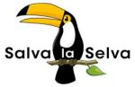 Logo. Salva la Selva. Fuente: salvalaselva.org.