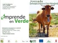 Jornada Oportunidades de Negocio en el Sector Medioambiental. Ponferrada, 12 sept. 2009.