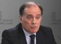 Tomás Villanueva, vicepresidente segundo y consejero de Economía y Empleo de la Junta de Castilla y León. Diariocritico.com.