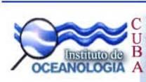 Logo del Instituto de Oceanología de Cuba. Fuente: oceanologia.cu.