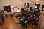 Reunión para la consulta del Plan Estratégico de la reserva ancaresa. 2012. Ancaresleoneses.es.