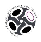 Logo. Federación Palentina  de Entidades Locales Menores.