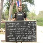 Carmelo, biológo, se dedica ahora al buceo en Tailandia. 2013. Fuente: nonosvamosnosechan.net
