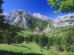 El paisaje excepcional de los Picos de Europa. Fuente: casacamila.com.