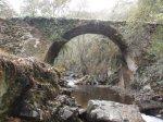 El puente principal de Malpaso. Fuente: unecologistaenelbierzo.wordpress.com. Foto: Enrique L. Manzano.