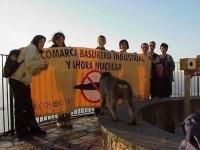 ¡Comarca basurero industrial y ahora nuclear! Ecologistasenaccion.org.