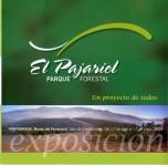El Pajariel Parque Forestal. Exposición. Ponferrada, 27 abril - 27 mayo 2009. Fuente: unecologistaenelbierzo.wordpress.com.