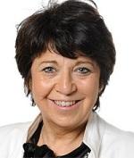 La diputada europea Corinne Lepage, del partido Citoyenneté Action Participation pour le 21ème siècle Fuente alde.ue.