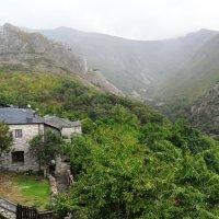 El valle del Oza y la Tebaida Berciana