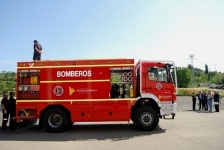 Un camión autobomba. Fuente diariodelduero.com.