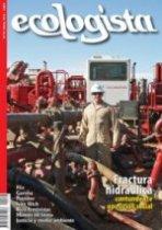 Una portada de la revista 'Ecologista'.