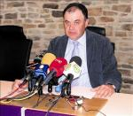 El presidente del Consejo Regulador de la D.O. Bierzo, Alfonso Arias. Fuente: lacronicadeleon.es. Foto: Antonio Garay.