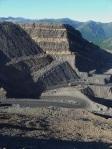 La mina del Feixolín, trece años explotada sin permisos pese a las denuncias ecologistas.  Laciana, 2009. Fuente: filonverde.org.