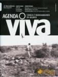 Un ejemplar de la revista 'Agenda Viva', editada por la Fundación Félix Rodríguez de la Fuente.