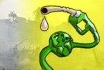 Agrocombustibles. ¿El beneficio para quién es? Fuente: salvalaselva.org.