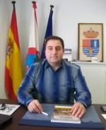 El alcalde de Toral de los Vados, Pedro Fernández Fernández. 2009. Toraldelosvados.es.