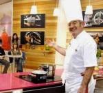 El cocinero vasco Karlos Arguiñano. Tentacionesdemujer.com.
