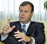 El nuevo consejero de Fomento y Medio Ambiente de la Junta de Castilla y León, Antonio Silván. 2011. Babia.net.