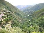 Una vista del valle del Oza, cerca de Montes de Valdueza. 19 agosto 2008. Unecologistaenelbierzo. Foto: Enrique L. Manzano.