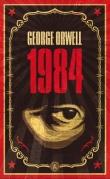 Portada de una edición de '1984', de George Orwell. Fuente: mundoesotericoparanormal.com.