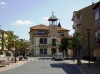 Ayuntamiento de La Robla (León). 2009. Fuente: elecodelbierzo.com.
