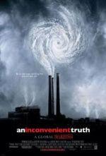 Cartel. 'Una verdad incómoda'. Al Gore. Foto: UC Riverside. 2009.