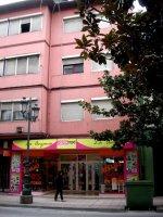 Un negocio anuncia su cierre inminente en Ponferrada.  10 febr. 2010.  Fuente: unecologistaenelbierzo.wordpress.com. Foto: Enrique L. Manzano.