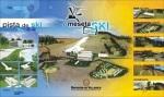 Folleto de presentación del Complejo de Aventura Meseta Skí. Valladolid, 25 jun. 2006. Unecologistaenelbierzo.