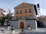 Ayuntamiento de Las Navas del Marqués (Ávila). Wikipedia.org.