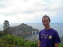 Iñigo Cavacas falleció como consecuencia de un impacto de pelota de goma en Bilbao. 5 abril 2012.