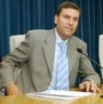 Carlos Fernandez Carriedo. 2003. Fuente: Efe. Foto: Nacho Gallego.