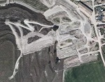 Zona devastada por los trabajos ilegales y que los ecologistas exigirán que sea restaurada. 2009. Ecologistasenaccion.org.