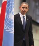 El presidente norteamericano Barack Obama se perfila como el gran vencedor en una cumbre fracasada. Copenhague, 18 dic. 2009. Elpais.com. Foto: AP.