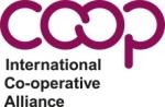 Logo. Alianza Cooperativa Internacional. Fuente unecologistaenelbierzo.