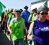 Marcha de la Dignidad andaluza. Marzo 2014.