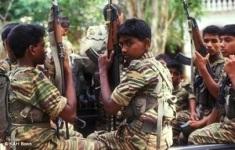 Niños soldado.