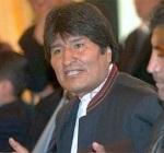 Tras el fracaso de la COP15 Hugo Morales propone la celebración de una Cumbre de los Movimentos Sociales en Cochabamba, del 19 al 22 abril 2010. Copenhague, dic. 2009.