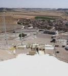 Vista actual de las instalaciones ilegales de Meseta Skí. 2009. Valladoliddigital.com.