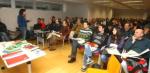 Premier curso de formación de voluntarios del 'Proyecto Ríos'. Ponferrada, 27 marzo 2009. Miradasocialbierzo.blogspot.com.es.
