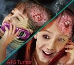 Conviene en los niños que alejen el celular de la cabeza. Taringa.net.