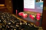 Asamblea de cooperativistas de la Corporación Mondragón. 2013.