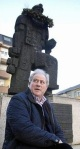 El alcalde de Fabero, Demetrio Alfonso Canedo. Fabero, febr. 2009.  Lacronicadeleon.es. Foto: Gaztelu.