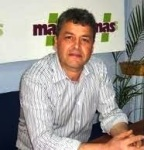 El concejal del MASS en Cubillos del Sil, Tomás Ramos.