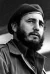 El líder revolucionario cubano Fidel Castro en su juventud. Wikipedia.org.