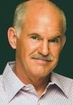El presidente griego, Yorgos George Papandreu. 2009. Wikipedia.org.