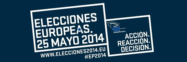 Elecciones Europeas 204. Cecu.es.