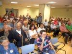 Jornadas en Defensa de las Juntas Vecinales. León. 7 sept. 2013. Unecologistaenelbierzo. Foto: Enrique L. Manzano.