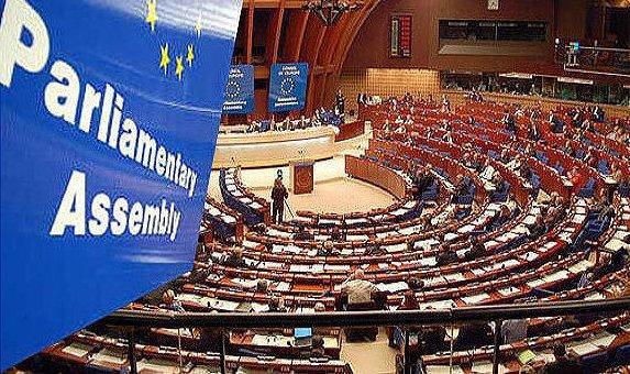 La Asamblea Parlamentaria del Consejo de Europa (PACE). 25 mayo 2014. Sp.ria.ru.