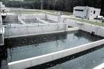 La EDAR de Villadepalos podría ser la primera 'víctima' de la instalación de Aqualdre Zinc. Villadepalos, 13 dic. 2008.